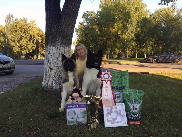 Выставка собак всех пород ранга САС-ЧФ (ОАНКОО) «СОДРУЖЕСТВО — 2020» в г. Кемерово 12 сентября 2020 года